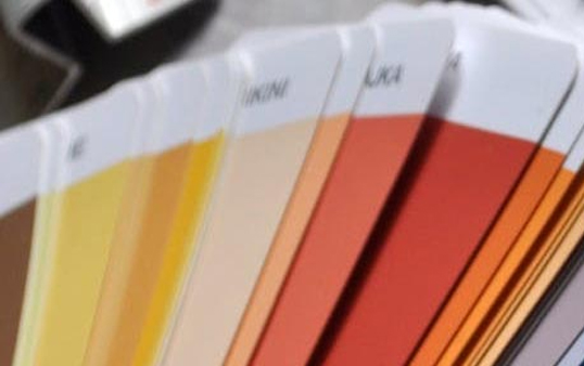 Paint Colour Trend